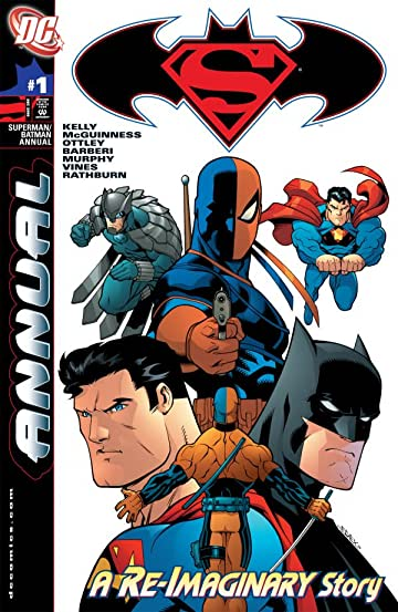 Superman/Batman #1: Annual