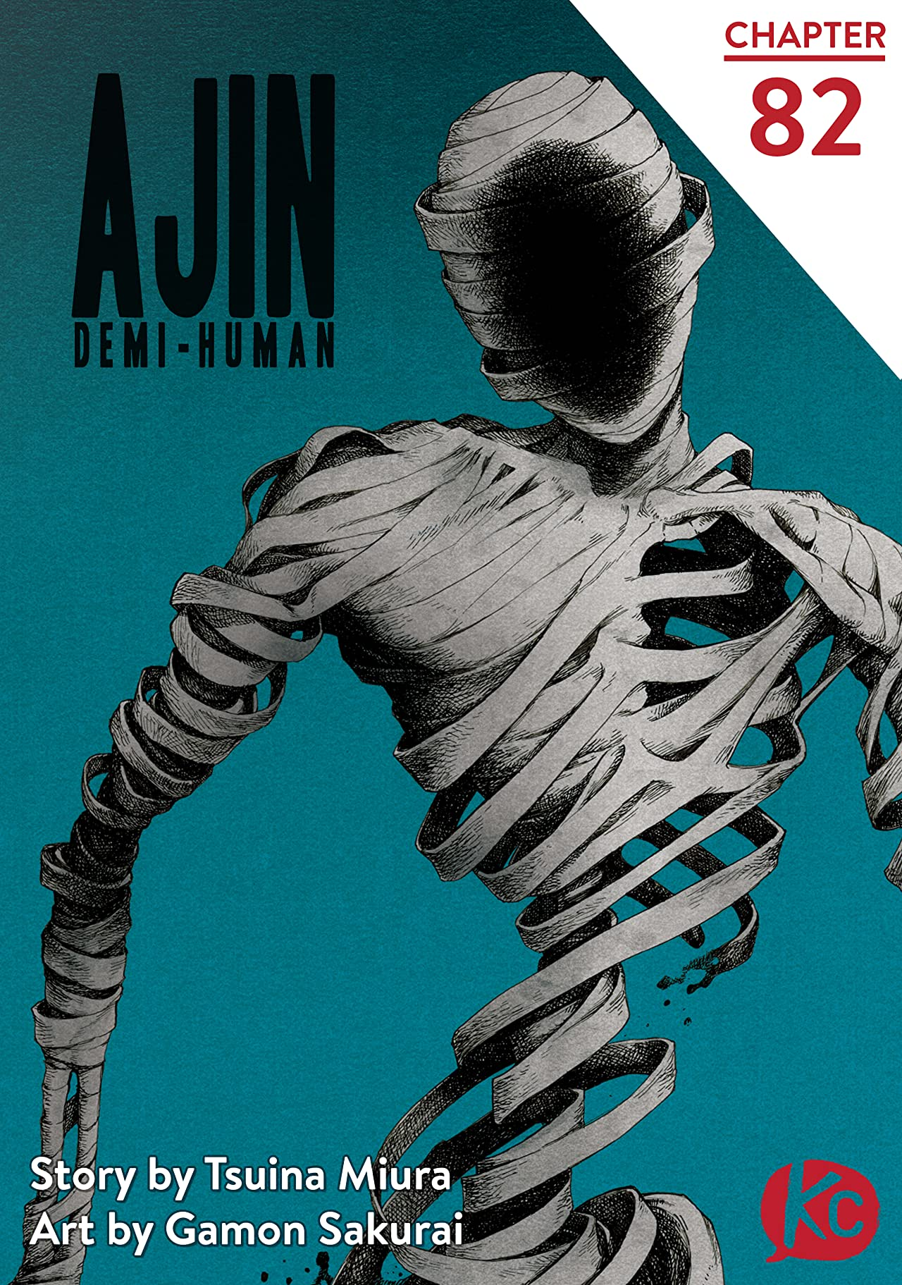 AJIN: Demi-Human No.82