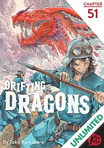 Drifting Dragons #51
