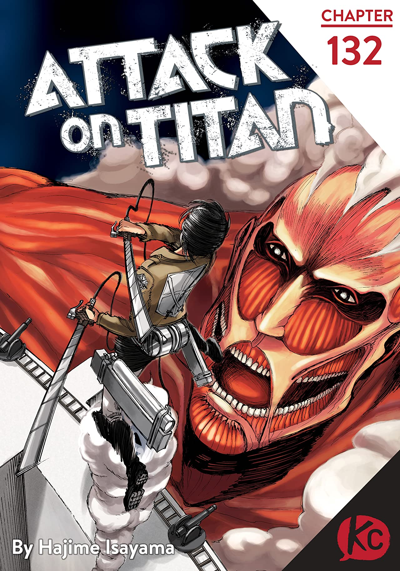 Attack on Titan #132