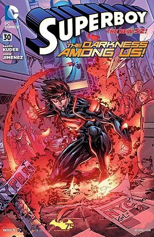 Superboy (2011-2014) #30