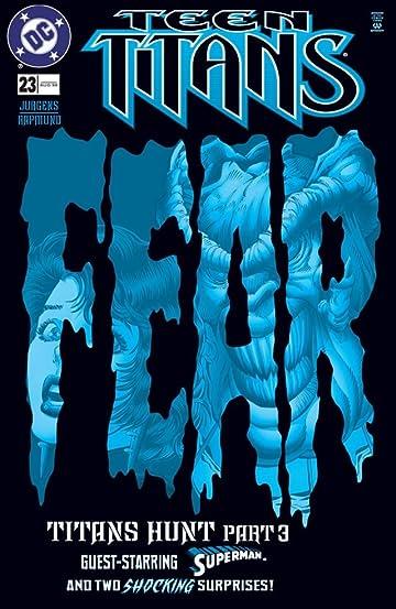 Teen Titans (1996-1998) #23