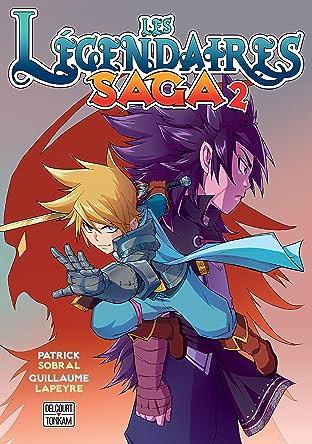 Les Légendaires – Saga Vol. 2