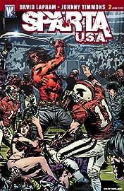 Sparta: USA #2 (of 6)