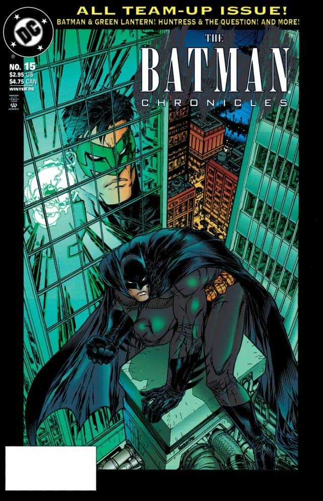 The Batman Chronicles (1995-2001) #15