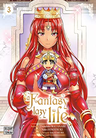 A Fantasy Lazy Life Vol. 3