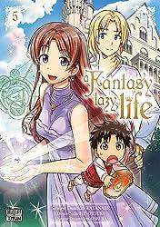 A Fantasy Lazy Life Vol. 5