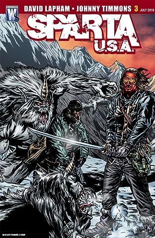 Sparta: USA #3