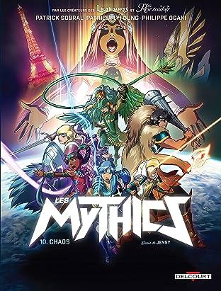 Les Mythics Vol. 10: Chaos