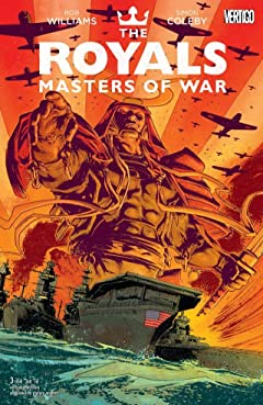 The Royals: Masters of War (2014) #3 (of 6)