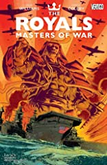 The Royals: Masters of War (2014) #3