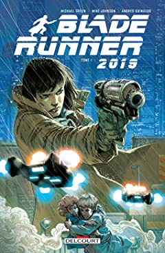 Blade Runner 2019 Tome 1