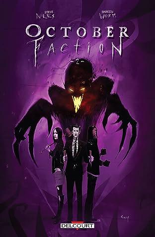 October Faction Vol. 2