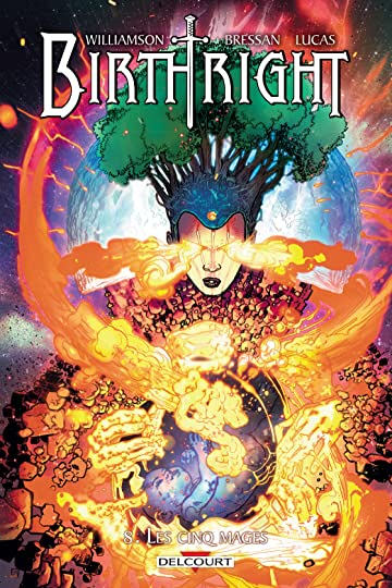 Birthright Tome 8: Les Cinq Mages