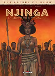 Les Reines de sang - Njinga, la lionne du Matamba Vol. 1