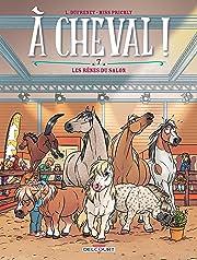À cheval ! Vol. 7: Les rênes du salon