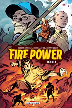 Fire Power Vol. 1