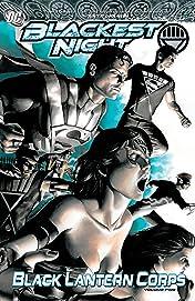 Blackest Night: Black Lantern Corps Vol. 2