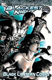 Blackest Night: Black Lantern Corps Tome 2