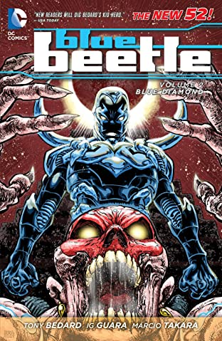 Blue Beetle (2011-2013) Vol. 2: Blue Diamond