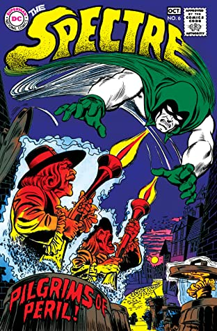 The Spectre (1967-1969) #6