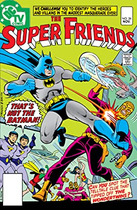 Super Friends (1976-1981) #26