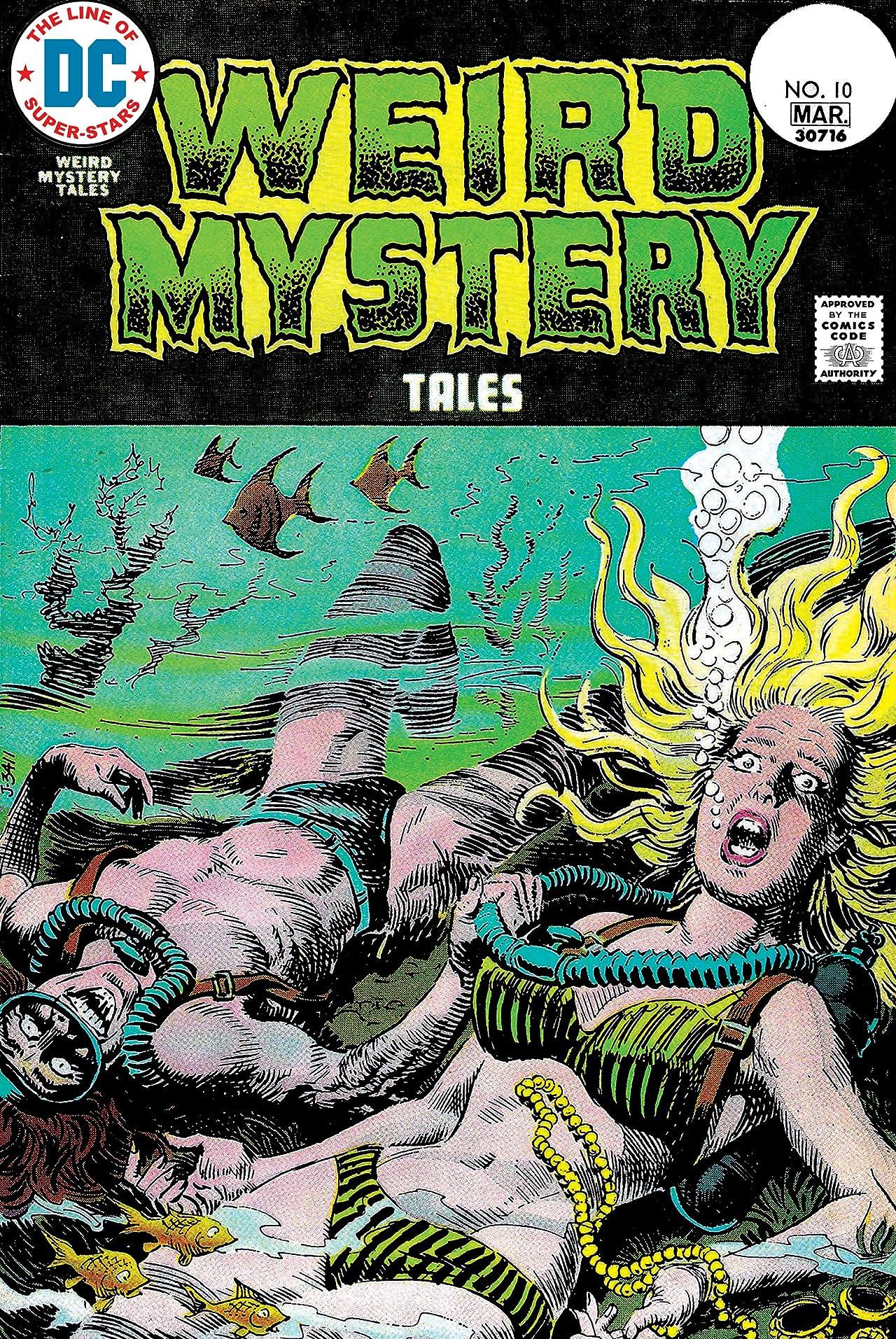 Weird Mystery Tales (1972-1975) #10