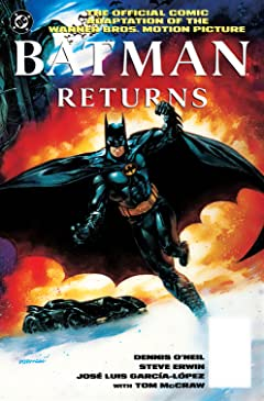 Batman Returns Movie Adaptation (1989) #2