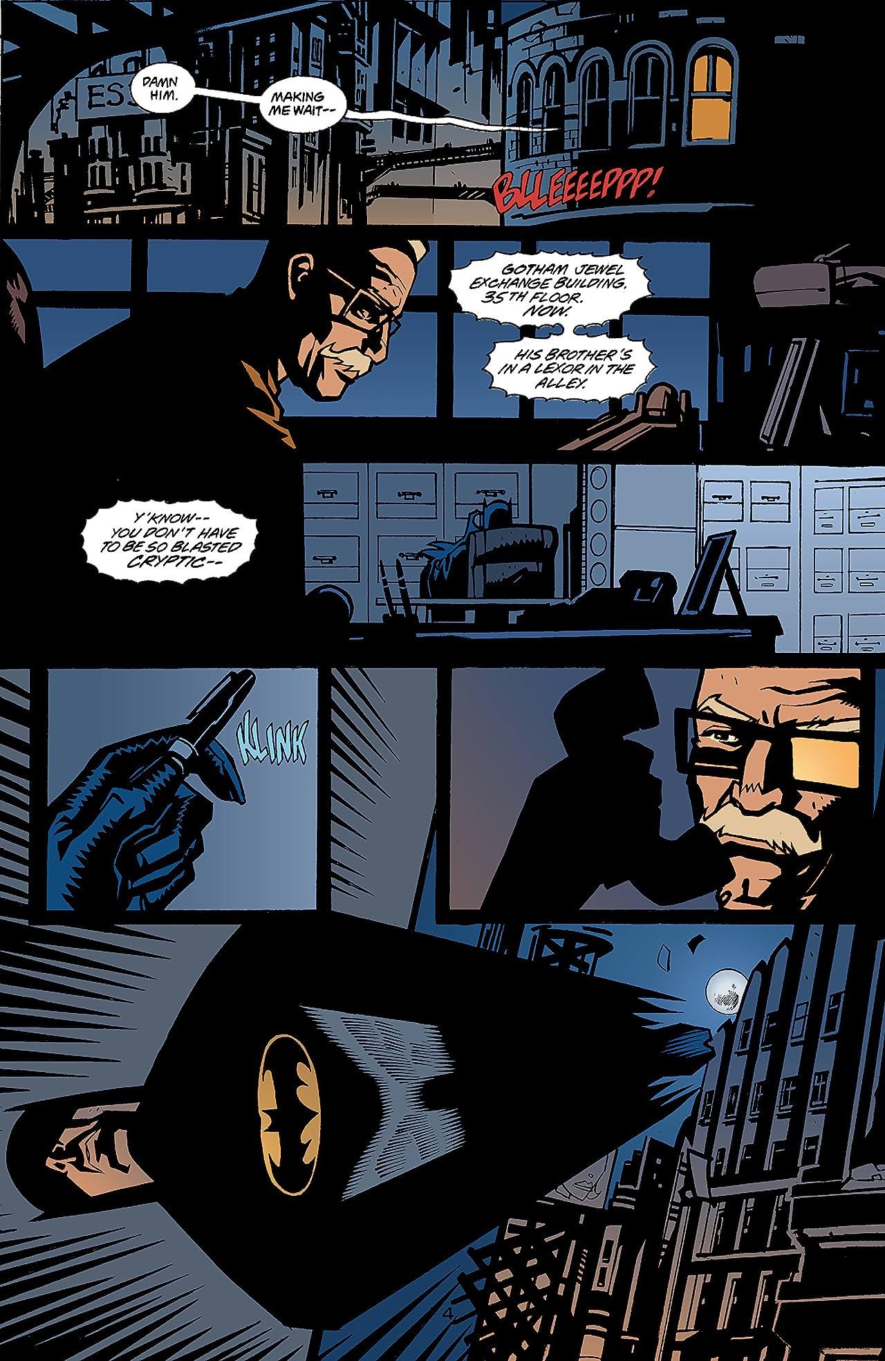 Batman: The Hill (2000) No.1