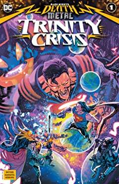 Dark Nights: Death Metal Trinity Crisis (2020-) #1