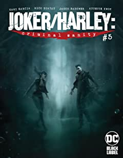Joker/Harley: Criminal Sanity (2019-) No.5