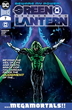 The Green Lantern Season Two (2020-) #7