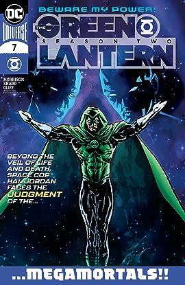 The Green Lantern Season Two (2020-) #7