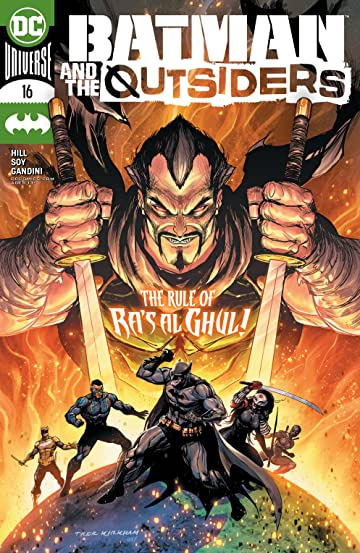 Batman and the Outsiders (2019-) No.16