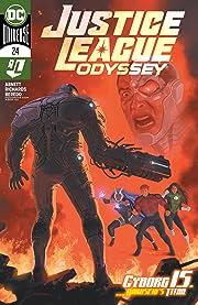 Justice League Odyssey (2018-) #24