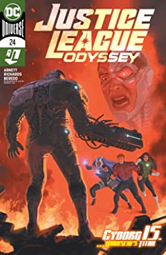 Justice League Odyssey (2018-) No.24