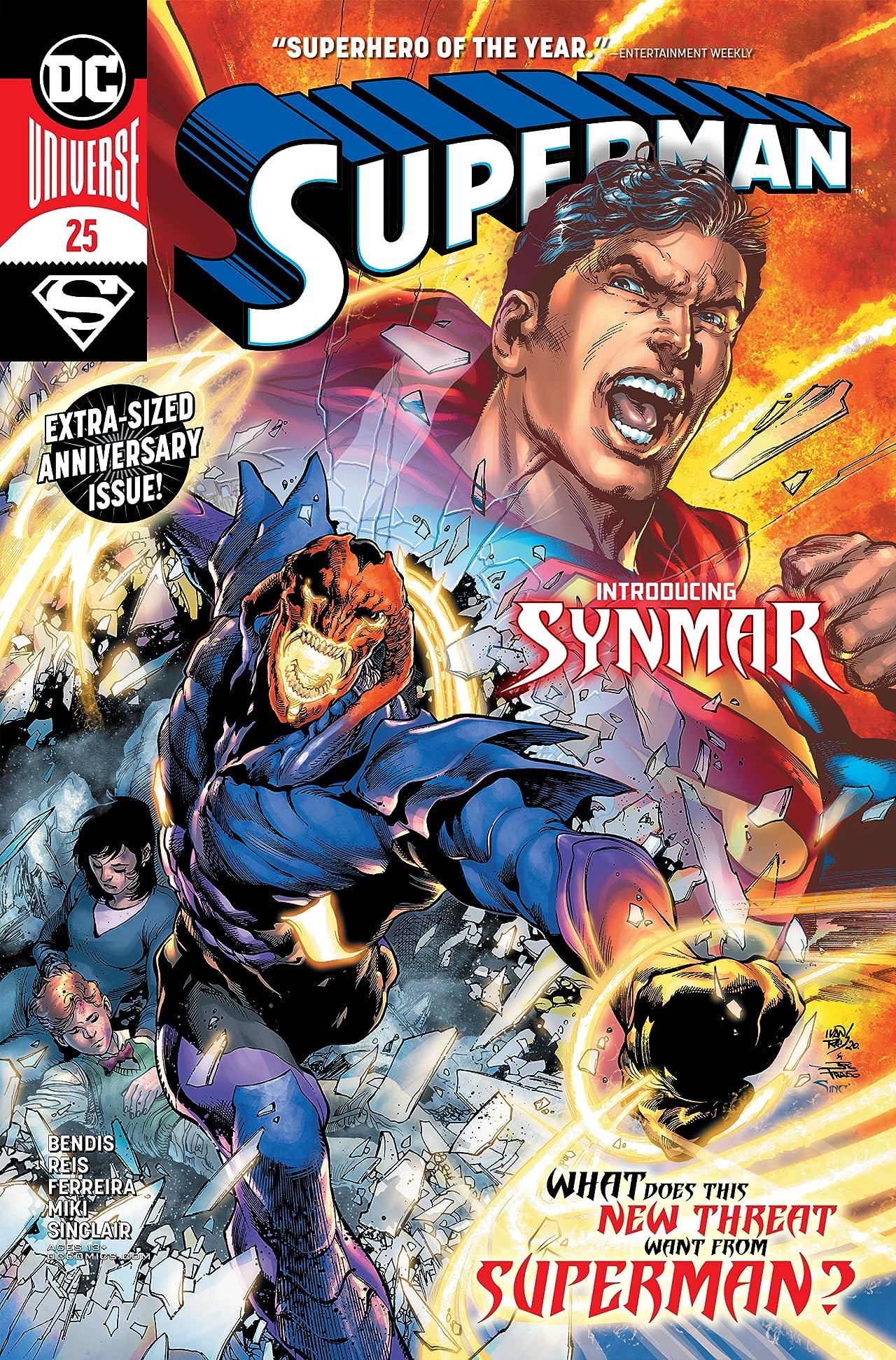 Superman (2018-) #25
