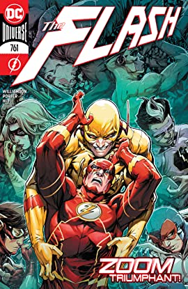 The Flash (2016-) #761