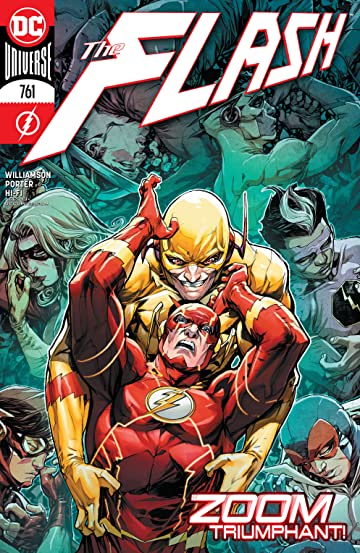 The Flash (2016-) #761