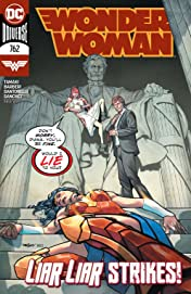 Wonder Woman (2016-) #762