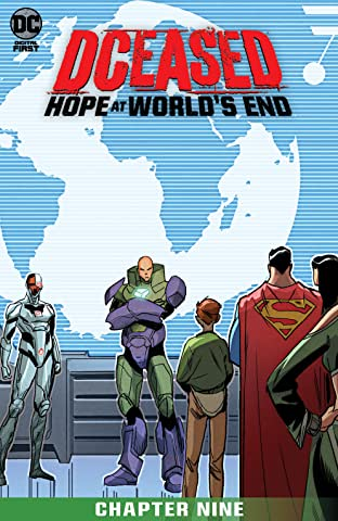 DCeased: Hope At World's End (2020) #9