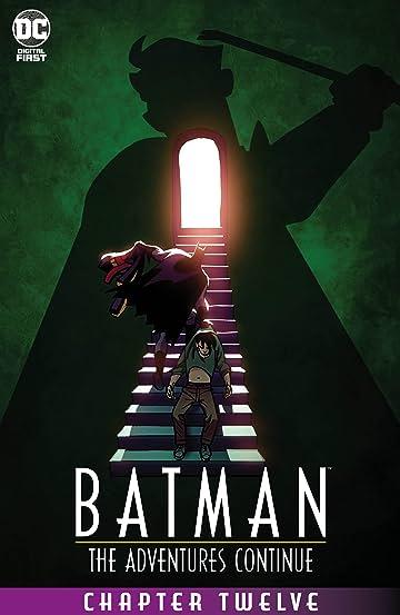 Batman: The Adventures Continue (2020-) No.12