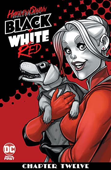 Harley Quinn Black + White + Red (2020-) #12