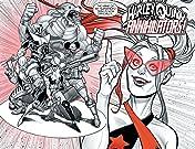 Harley Quinn Black + White + Red (2020-) #12