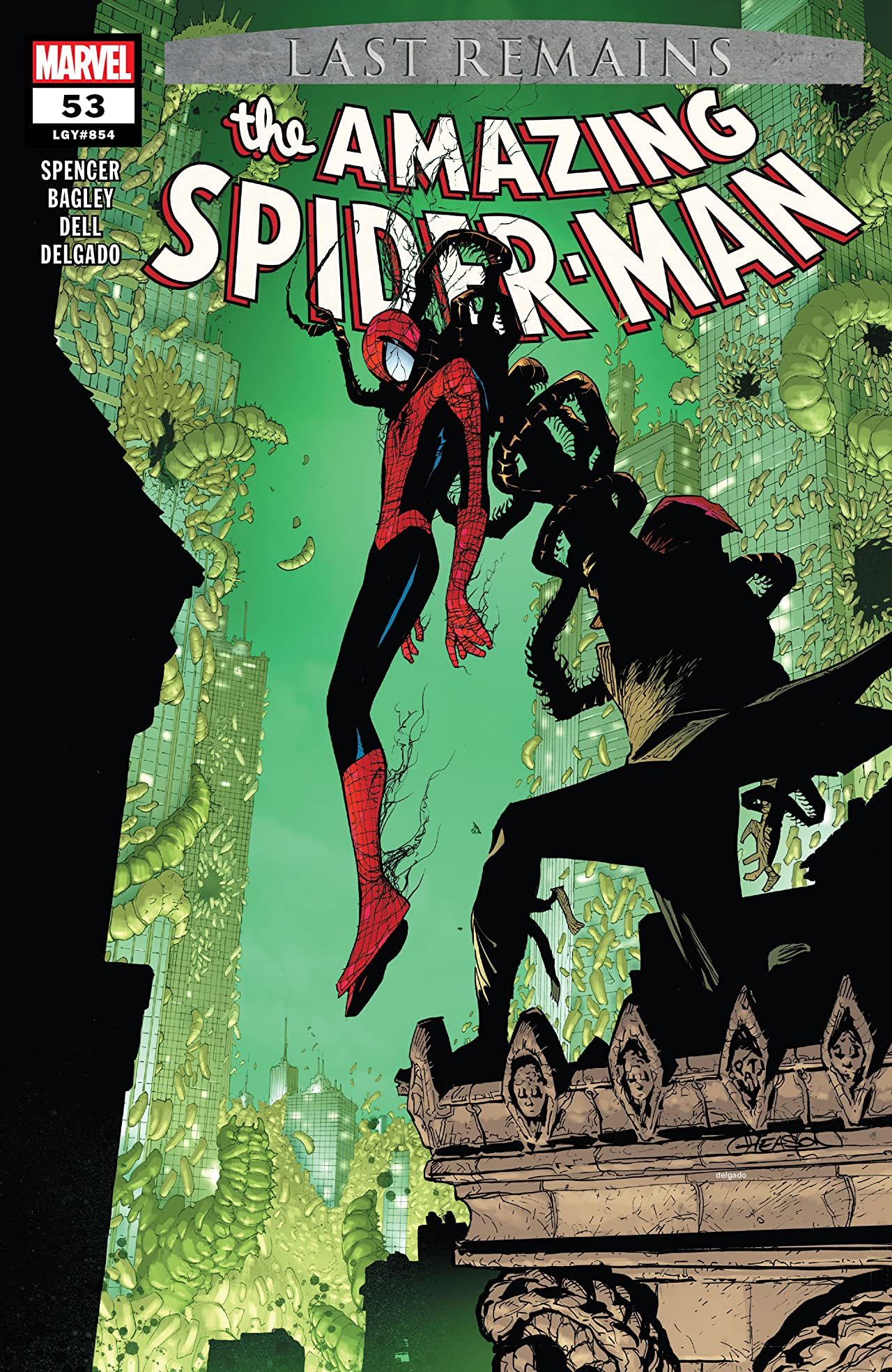 Amazing Spider-Man (2018-) #53