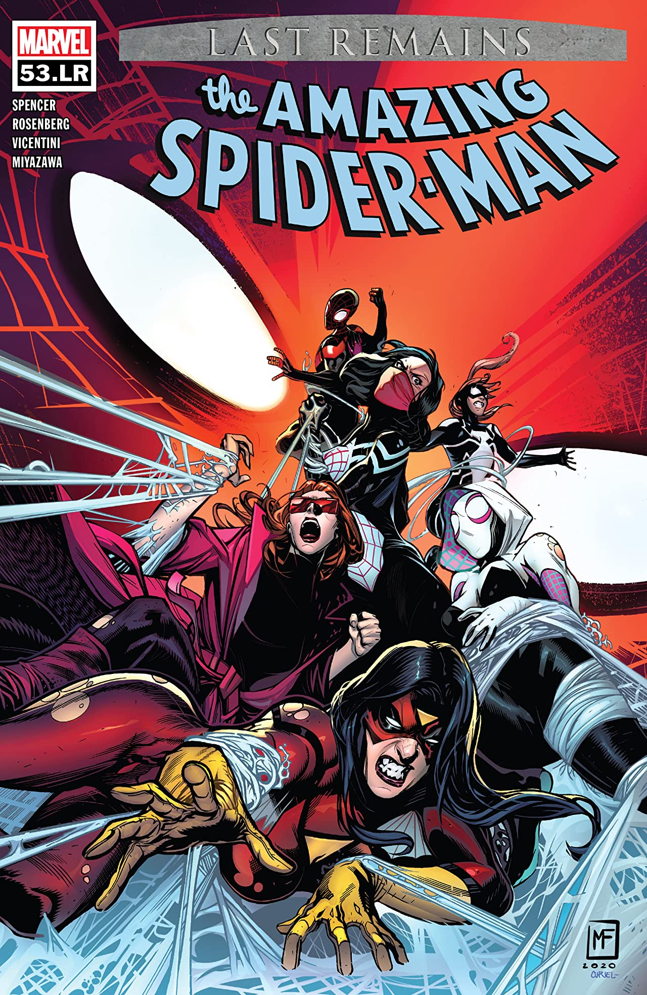 Amazing Spider-Man (2018-) #53.LR