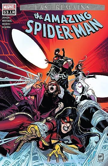 Amazing Spider-Man (2018-) No.53.LR