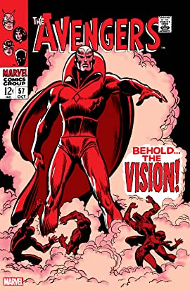 Avengers (1963-1996) No.57: Facsimile Edition