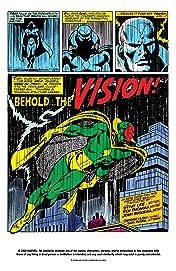 Avengers (1963-1996) #57: Facsimile Edition