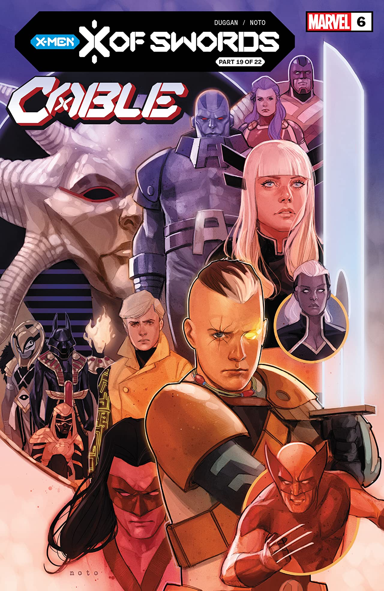 Cable (2020-) #6